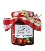 Vogelbeer- Apfel Marmelade