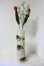 Birke Baumstamm : Höhe 25 cm