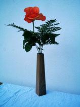 Nussbaum geölt : Höhe 25 cm