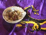 Räucher Schale Muschel Abalonia