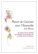 eBook Plaisir de Cuisiner avec l'Ayurveda : Les Bases