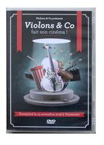 Spectacle Violons & Co fait son cinéma