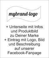 """Teilnehmer Eintrag """"Premium"""" Ausstellerliste + Facebook"""