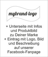 """Teilnehmer Eintrag """"Premium"""" Ausstellerliste + Instagram + Facebook"""