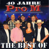 "CD 40 Jahre Pro M ""The Best Of"""