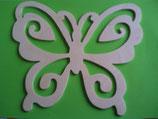 Fensterbild Schmetterling1