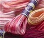 Carta de colores de Mouliné Color Variations DMC