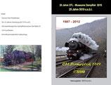 Buch CFL-Dampflok 5519 1987-2012