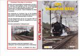 Plandampfgüterzüge mit CFL 5519