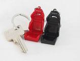 Schlüsselanhänger Motorsport in rot oder schwarz