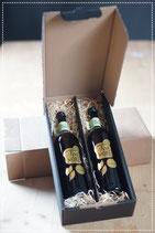 Geschenkekarton inkl. 2 Flaschen Teamore