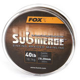 FOX - Submerge Sinking Braided Mainline