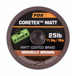 FOX - EDGES Coretex Matt Gravelly Brown