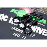 KORDA - Quick Change Swivel Loop Fitting