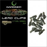 GARDNER TACKLE - Covert Lead Clip