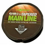 KORDA - Subline Tapered Mainline 300m
