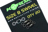 KORDA - Swivel Size 8