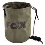 FOX - Collapsible Water Bucket incl. Rope/Clip