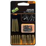 FOX - EDGES Power Grip Lead Clip Kit Size 7