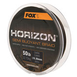 FOX - Horizon Semi Buoyant Dark Camo Braid 300m
