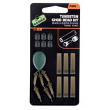 FOX - EDGES Tungsten Chod Bead Kit x6
