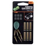 FOX - EDGES Tungsten Chod Bead Kit x6