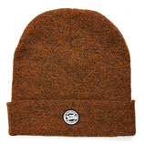 FOX - Chunk Orange/Black Marl Beanie