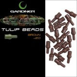 GARDNER TACKLE - Covert Tulip Beads