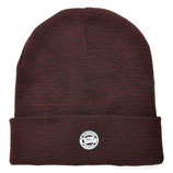 FOX - Chunk Burgundy/Black Marl Beanie