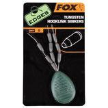 FOX - EDGES Tungsten Hooklink Sinkers