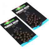 KORDA - Rubber Beads 4mm