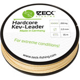 ZECK FISHING - Hardcore Kev Leader 2,00mm 250kg 15m