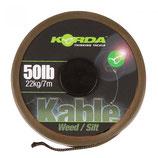 KORDA - Kable Leadcore 50lb