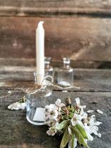 Kleines Väseli oder Kerzenhalter (geht für Christbaumkerzen) MR