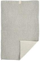 Bad-Waschlappen und Handtuch von Altum,grau,  MR