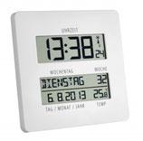 """TIMELINE"" FUNKUHR MIT TEMPERATUR - 60.4509.02"