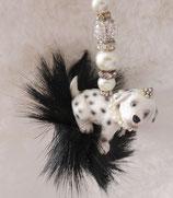 Dalmatiner - schwarz