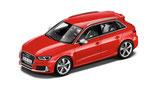 Audi RS 3, Catalunyarot, 1:43