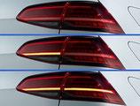 Schlussleuchten-Set LED, animierter Blinker