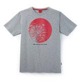 Herren T-Shirt Tachometer