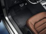 Volkswagen Original Allwetterfußmatten
