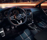 VW Golf 7 GTI Alcantara Paket für DSG