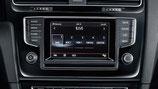 Sprachbedienung für Radio Composition Media im Golf Sportsvan