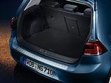 Volkswagen Original Ladekantenschutz in Edelstahloptik
