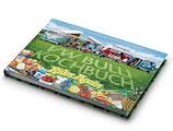 "Kochbuch ""Rides Again"", deutsche Ausgabe"