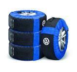 Volkswagen Original Reifentaschen-Set