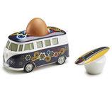 Eier-Becher T1, Blumendesign