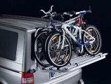 Fahrradträger für die Heckklappe max. 4 Fahrräder nur für T5