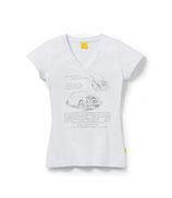 "Damen T-Shirt "" Beauty coming soon"" Beetle"