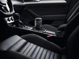 """Espressomaschine """"Volkswagen Edition"""" inklusive Espressopads"""
